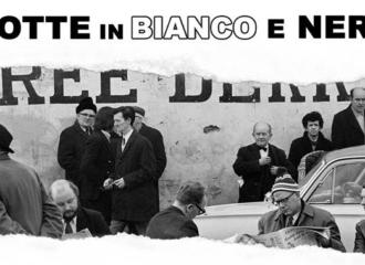 Notte in Bianco e Nero segni festival fotografia valcamonica