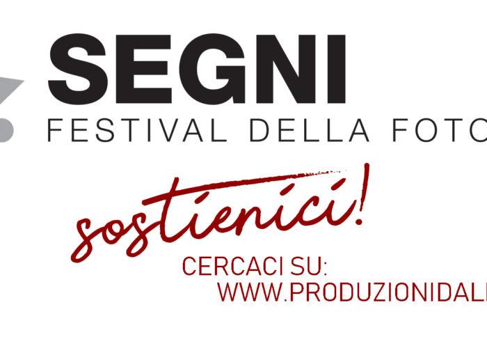 una donazione per SEGNI festival fotografia valle camonica